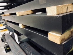 65-45-12 Ductile Iron Pre-Milled Square Bar