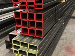 Structural Steel Rectangular Tubing