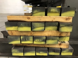 65-45-12 Ductile Cast Iron Rectangle Bar