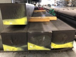 65-45-12 Ductile Iron Square Bar