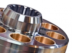 Cast Iron & Steel Material For Fluid Handling