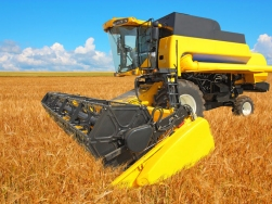 Cast Iron & Steel For Agricultural Machinery