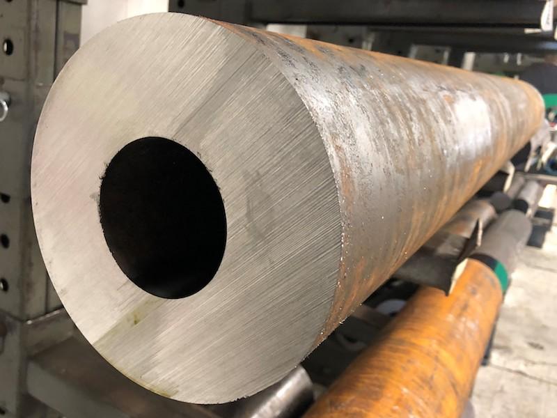 "0.875/"" x 14.5/"" Length 7//8/"" Diameter 4140 Heat Treated Steel Round Bar Stock"